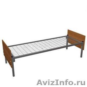 Кровати металлические, кровать одноярусная для больницы - Изображение #7, Объявление #906538