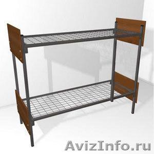 Кровати металлические, кровать одноярусная для больницы - Изображение #4, Объявление #906538