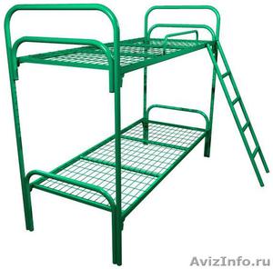 Кровати металлические, кровать одноярусная для больницы - Изображение #1, Объявление #906538