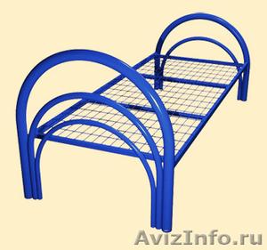 Кровати металлические, кровать одноярусная для больницы - Изображение #3, Объявление #906538