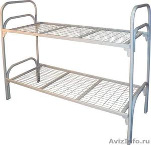 Кровати металлические, кровать одноярусная для больницы - Изображение #5, Объявление #906538