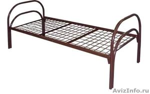 Кровати металлические, кровать одноярусная для больницы - Изображение #6, Объявление #906538