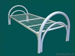 Кровати металлические, кровать одноярусная для больницы - Изображение #2, Объявление #906538