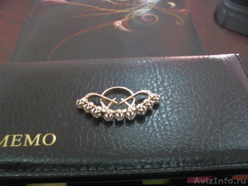 кольцо светофор с бриллиантами