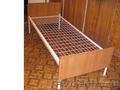 двухъярусные кровати, одноярусные металлические кровати для рабочих и турбаз - Изображение #6, Объявление #695603