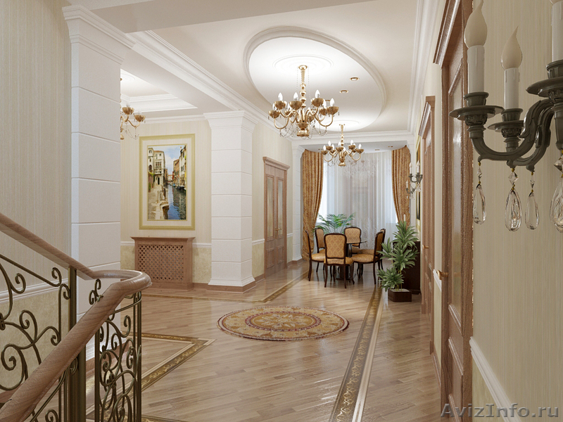 Дизайн квартир под ключ - Нижний Новгород