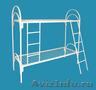 Кровати металлические одноярусные, кровати металлические двухъярусные. оптом. - Изображение #4, Объявление #1479843